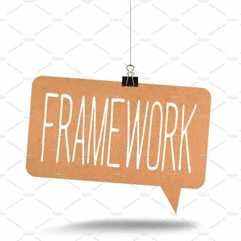 What Is Framework? How Framework can be Helpful in a
