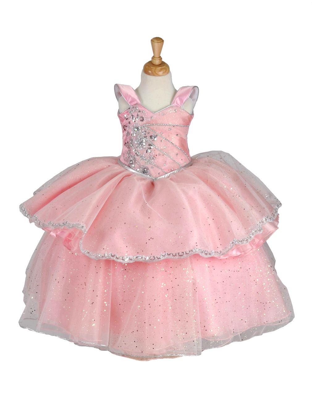 147c7f828 Flower girl 2 piece dress with long and short mini skirt  fgd073   joyfuleventsstore