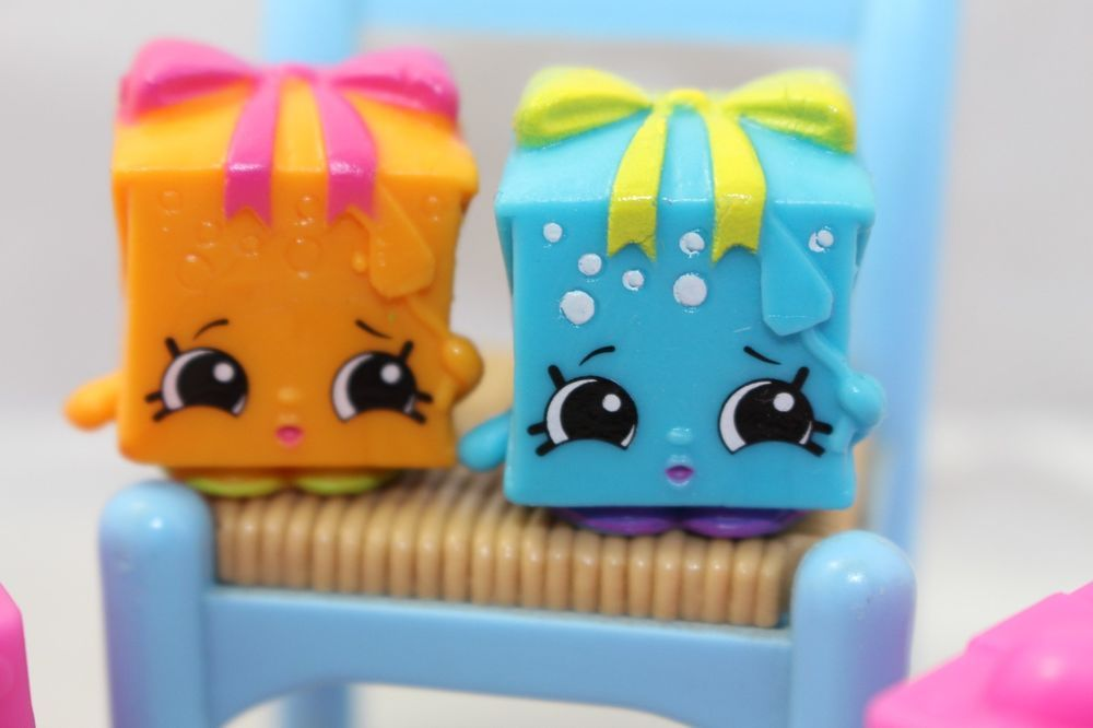 Shopkins SURPRISE PARTY SEASON 7-003/14 *GIGI GIFT* COMMON w/box Combine Ship  #MooseToys