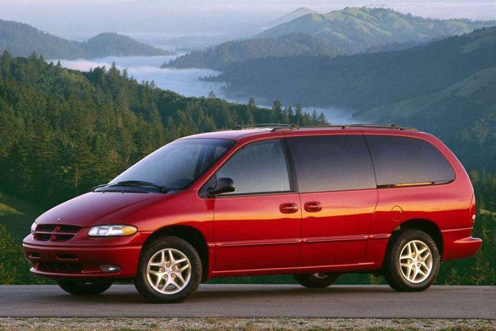 1996 2000 Dodge Caravan Grand Caravan Dodge Caravan