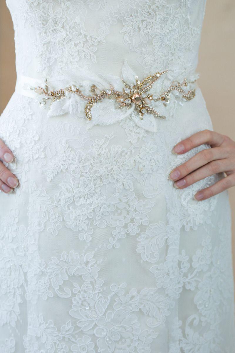 LeFlowers Bridal | Wedding, Bridal sash belt and Rose wedding