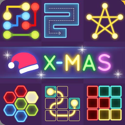 Puzzle Glow: Brain Puzzle Game Collection v2 0 16 (Mod Apk) | mod