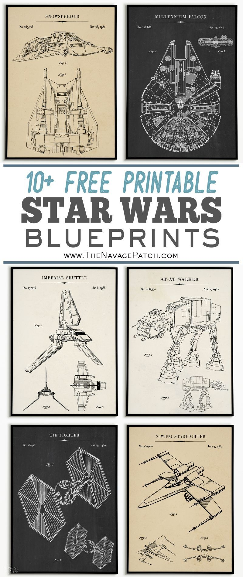 picture about Star Wars Free Printable identify Star Wars Blueprints Hometalk Patterns: Business Star