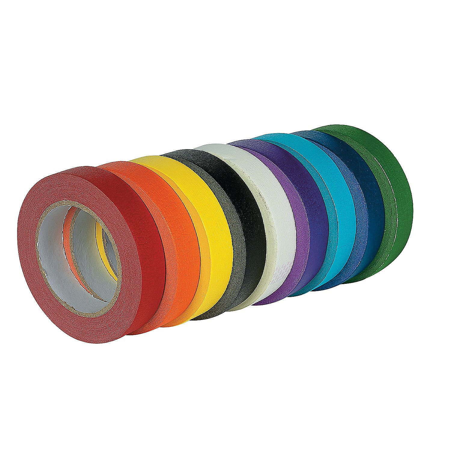 Cool Colors Masking Tape Set (With images)   Masking tape ...