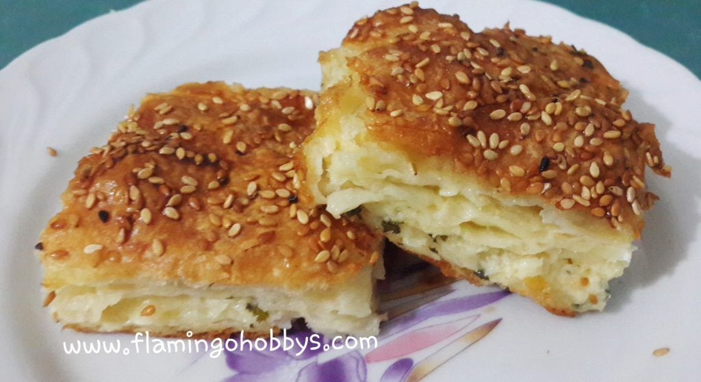 Peynirli Kolay Börek