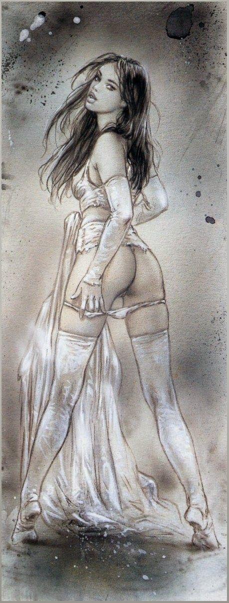 Luis Royo... | Kai Fine Art