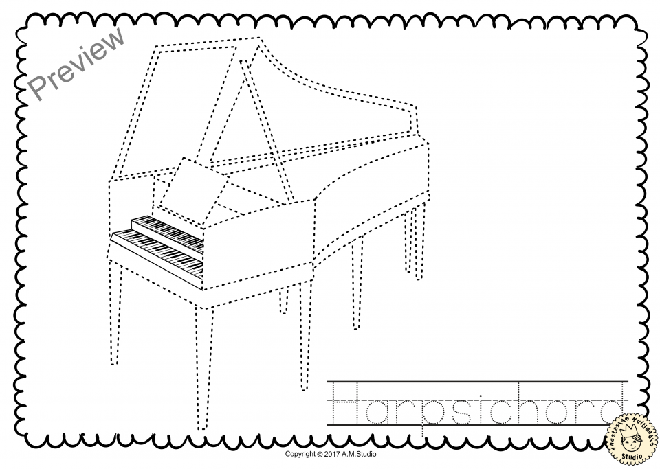 This File In PDF Form Contains 7 Keyboard Musical Instruments