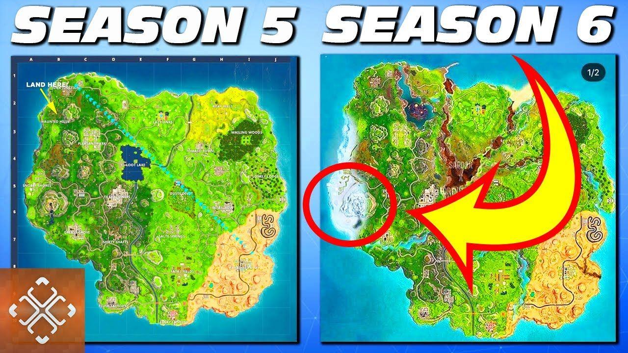 10 Fortnite Season 6 Updates That WILL CHANGE THE GAME