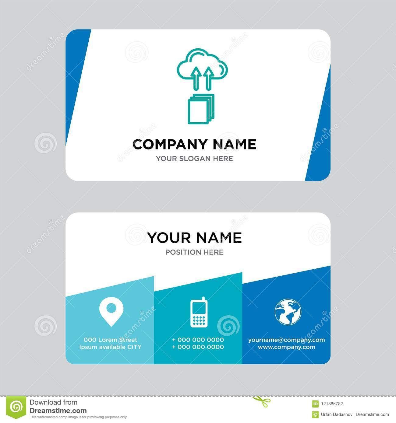 Business Card Design Upload Www Inside Kinkos Business Card Template Professional Tem In 2020 Business Card Template Design Teacher Business Cards Id Card Template