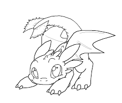 Image Result For How To Train Your Dragon Coloring Pages Night Fury Dragon Coloring Page How Train Your Dragon Baby Dragons Drawing