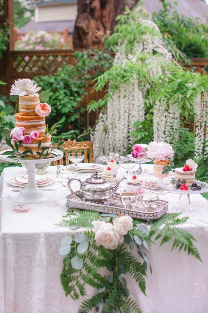 whimsical romantic tea party with barefoot contessa boutique - Barefoot Contessa Friends