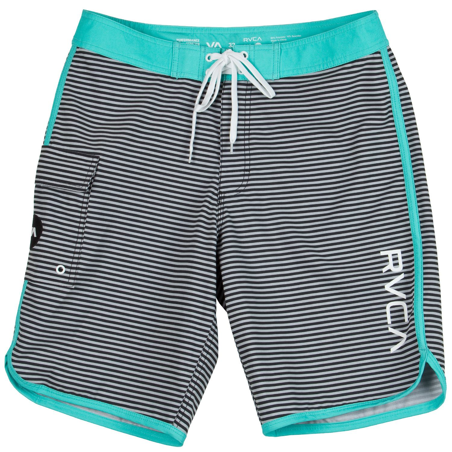 RVCA Mens Repeater Boardshort Men s Swim Trunks 149f9c6db58