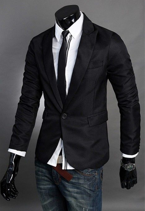 Casual Suit | Vladimir - Demon | Pinterest | Casual, Suits and ...