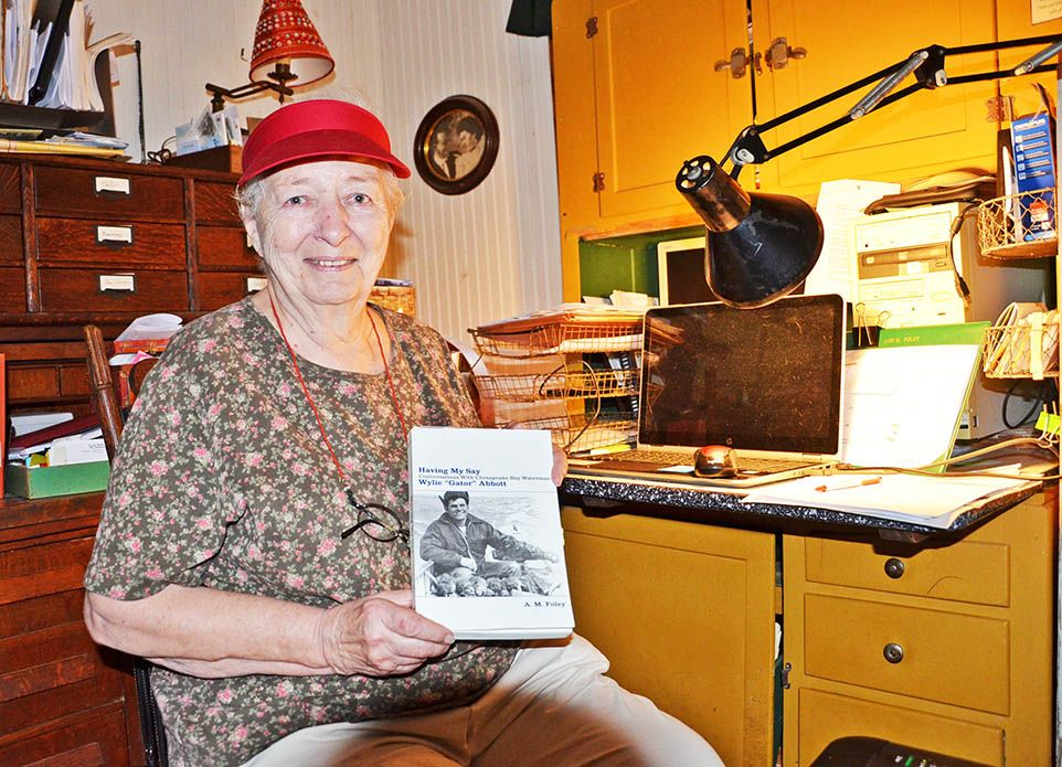 Dogwood Ridge Books is rooted in years that Ann Foley