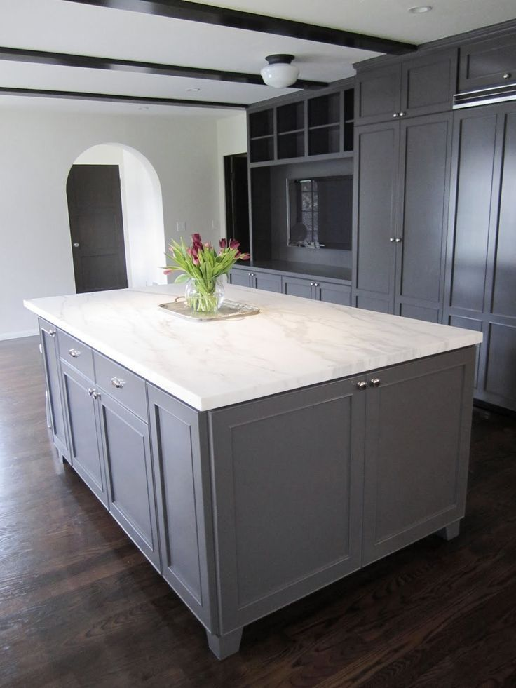 Update kitchen cabinets without replacing them by adding ...