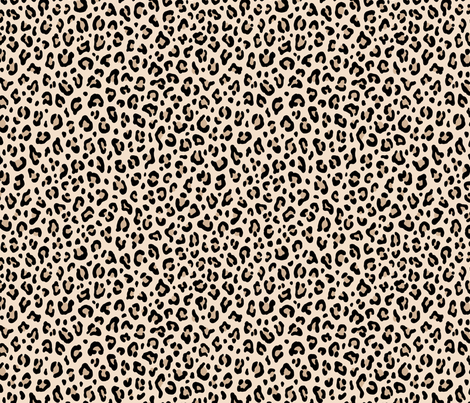 Colorful Fabrics Digitally Printed By Spoonflower Black And White Leopard Leopard Print In Ecru Small Scale Collection Leopard Spots Punk Rock Ani Animal Print Wallpaper Leopard Print Background Wallpaper Iconic Wallpaper