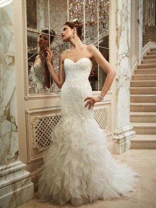 Casablanca Bridal Style 2096, 2000 Dreams Bridal 858-541-0684   #1 ...