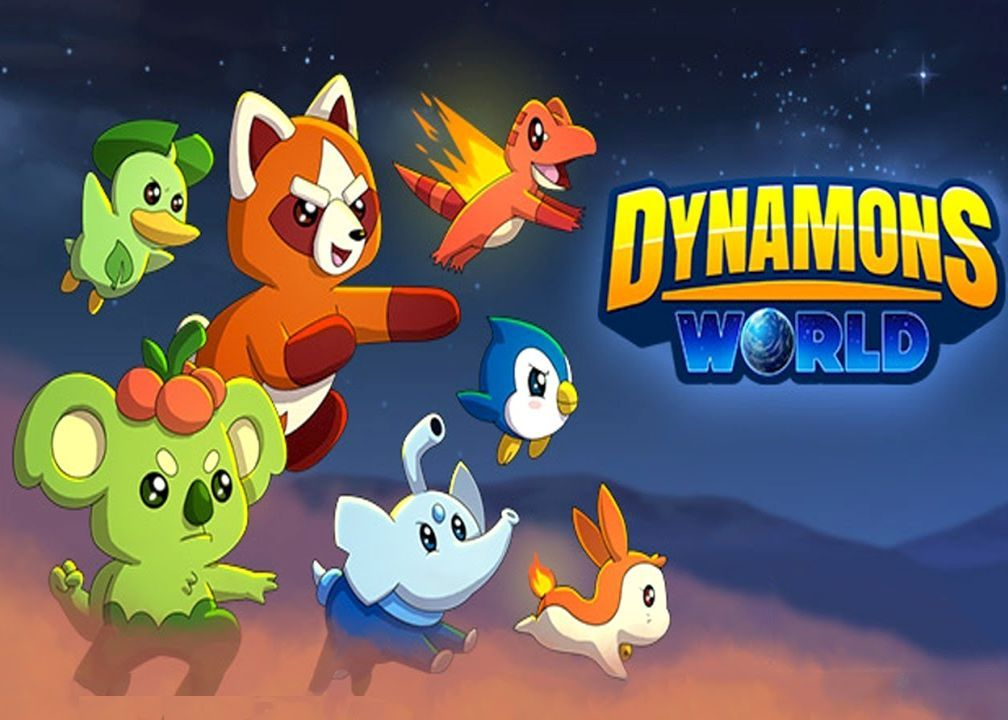 Dynamons World Vip Mod Download Apk Free Android Games Vip Mod
