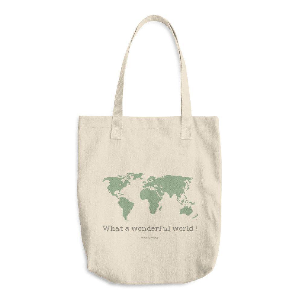 Long Handle Bag Personalised Cotton Shopper Blue Whale Tote Bag Beach Bag Vegan Tote Bag Back To School Shopping Bag Gift