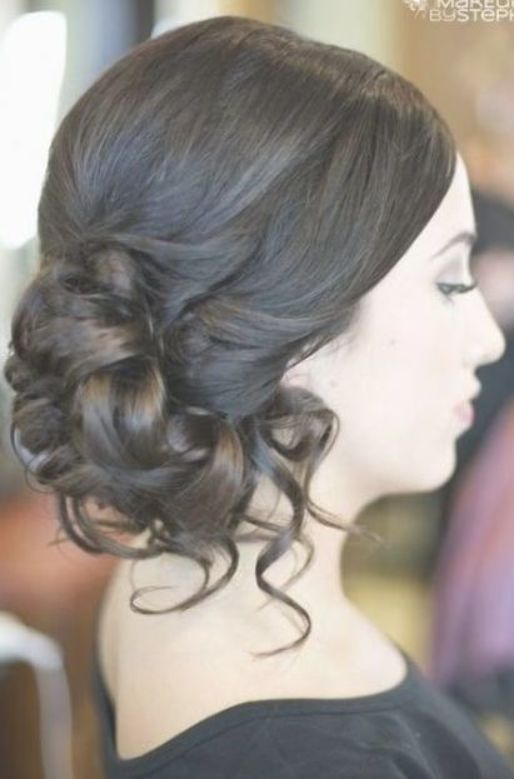 Vintage Wedding Hairstyles Side Prom 20+ Ideas For 2019 #wedding #hairstyles #vintagewedding #weddinghairstylesside