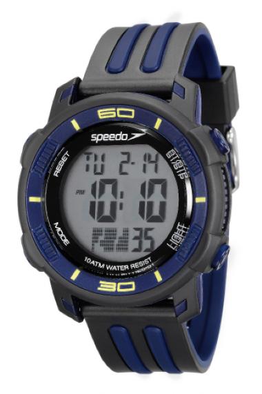 8ecf6358d0b 80603G0EVNP3 Relógio Unissex Esportivo Digital Speedo