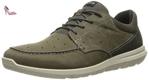 ECCO Men's Calgary Moccasin Fashion Sneaker ** Discover this special  product, click the image : Fashion sneakers