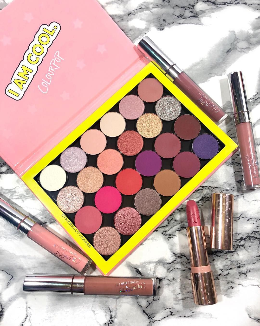 Build your own palette! So many possibilities that won't