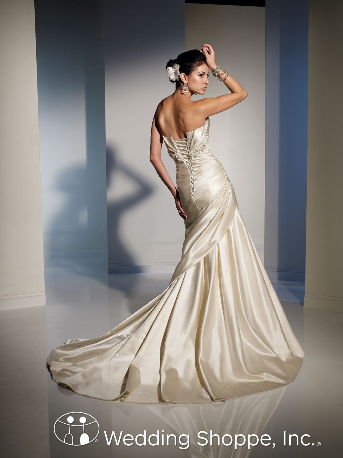 Sophia Tolli Bridal Gown Vanozza / Y21161 | Wishing on a star ...