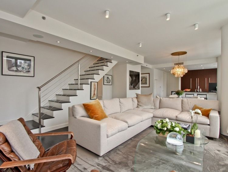 Chelsea Duplex Nyc Interior Design With Images Nyc Interior