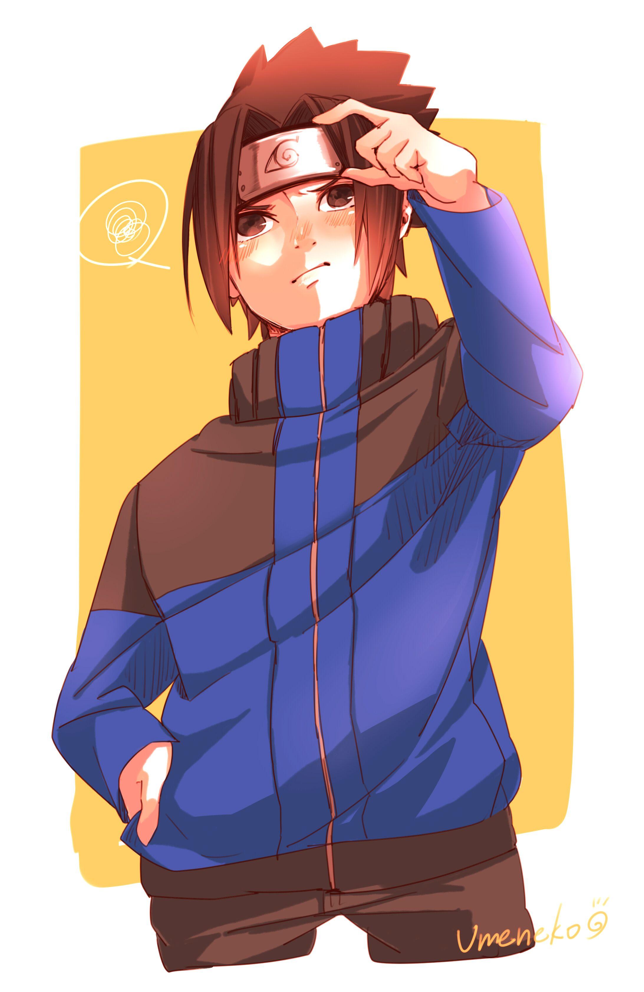 腐】NARUTOログ」/「✽umeneko✽」の漫画 [pixiv] Uchiha Sasuke