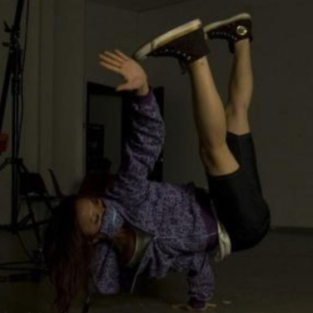 Yuri Tag Of Kaba Modern Just Try To Beat This Girl In A Freeze Fangirl Problems Dance Music Girl