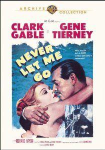 Amazon.com: Never Let Me Go: Clark Gable, Gene Tierney, Bernard Miles, Richard Haydn, Belita, Kenneth More, Delmer Daves: Movies & TV