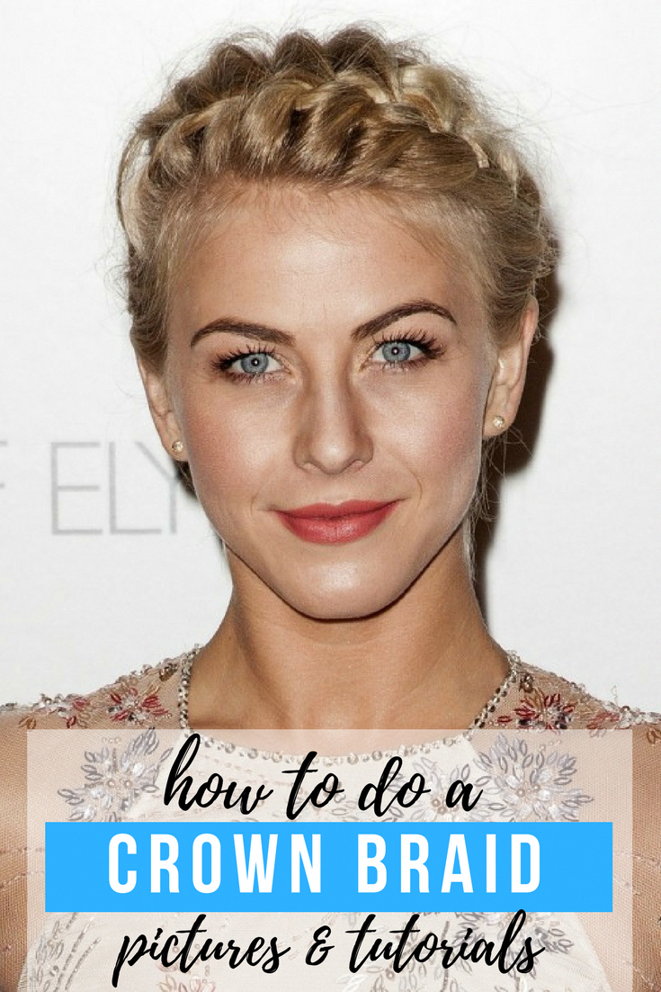 Are you curious about how to do a crown braid Check out these