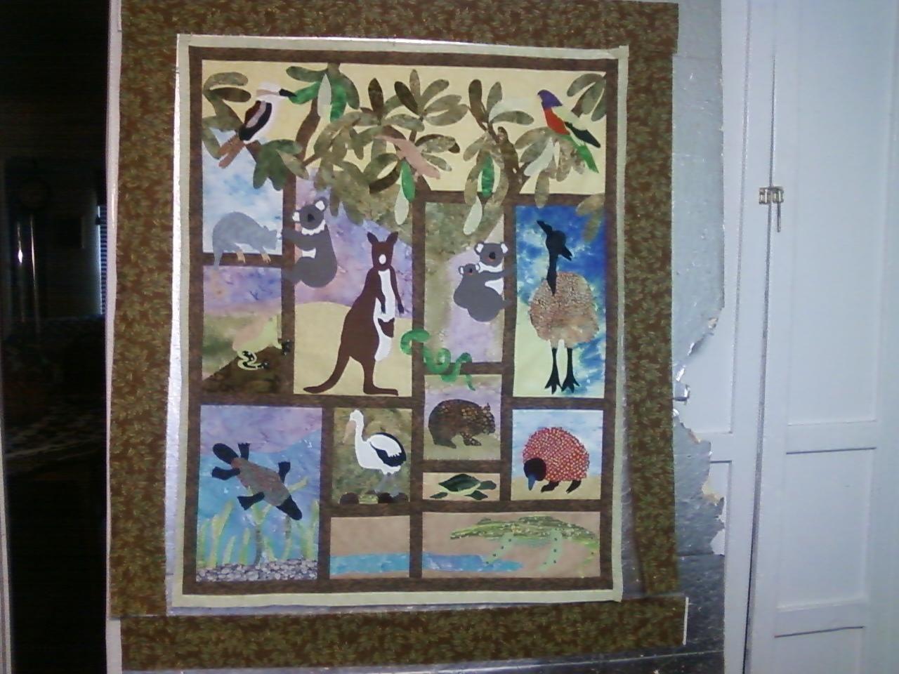 animal baby quilts - Google Search | craft ideas | Pinterest ... : patchwork quilt kits australia - Adamdwight.com