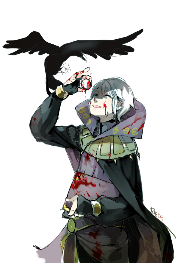 Fire Emblem: Awakening - Henry His hobbies of death are.....let's just call them unique.