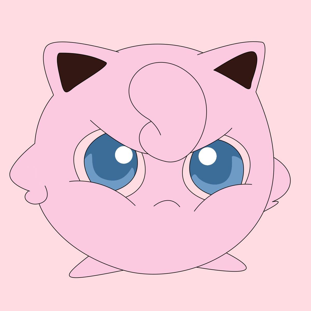 jigglypuff like a cotton candy pokemon all generation