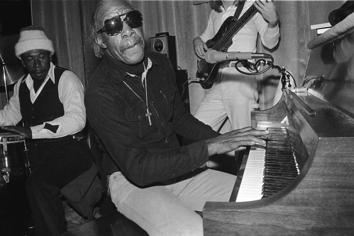 Professor Longhair and Albert