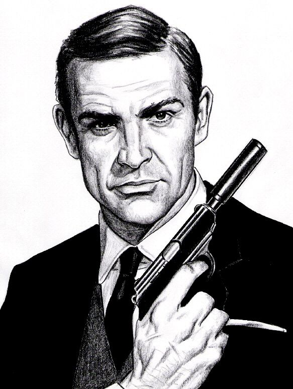 Sean Connery As James Bond Patart Sean Connery As James Bond 007 Goldfinger Thunderb Sean Connery James Bond James Bond Movies James Bond Movie Posters