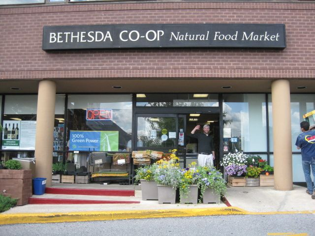 Bethesda Food Co-op http://www.bethesdacoop.org/Home_Page.html 6500 Seven Locks Road Cabin John, MD 20818 (301)320-2530 M-Sat: 8:30a-9p  Sun: 8:30am-8pm