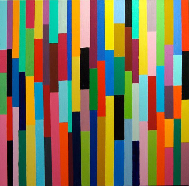 © Melinda Harper ~ Untitled ~ 2011 Oil on canvas at Olsen Irwin Gallery Sydney Australia