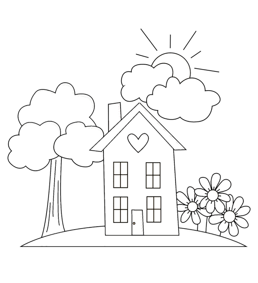 Home Garden Coloring Pages For Kids Ga Printable Gardening Coloring Pages For Kids Garden Coloring Pages Coloring Pages Coloring Books