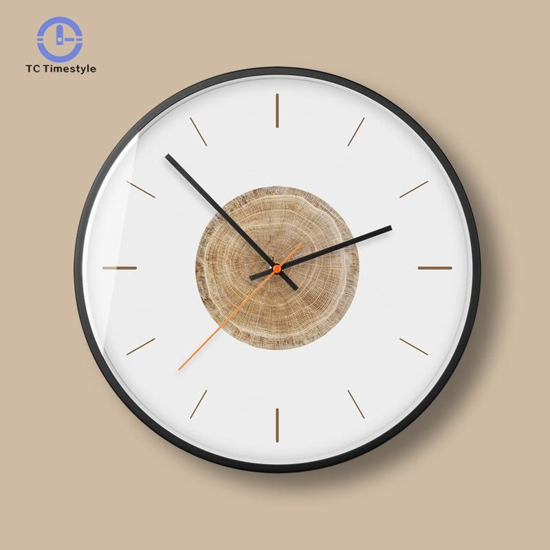 Wall Clock For The Living Room Decoration Brief Wall Watches Home Decor Single Face Needle Quartz Home Clocks Modern Design In 2020 Wall Clock Modern Clock Wall Decor Living Room Design Modern