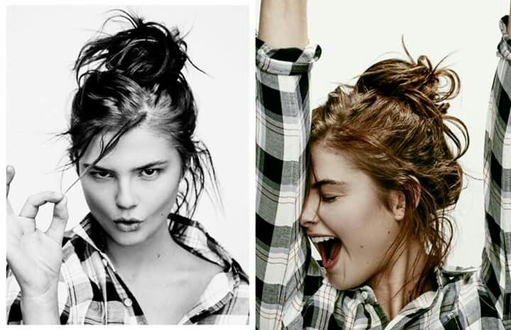 Pin by Selenator Michael on Stefanie Scott | Hair ...