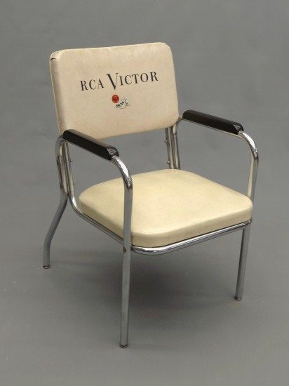 RCA Victor Studio Chair C1930s & RCA Victor Studio Chair C1930s | *Music Soothes the Savage Beast ...