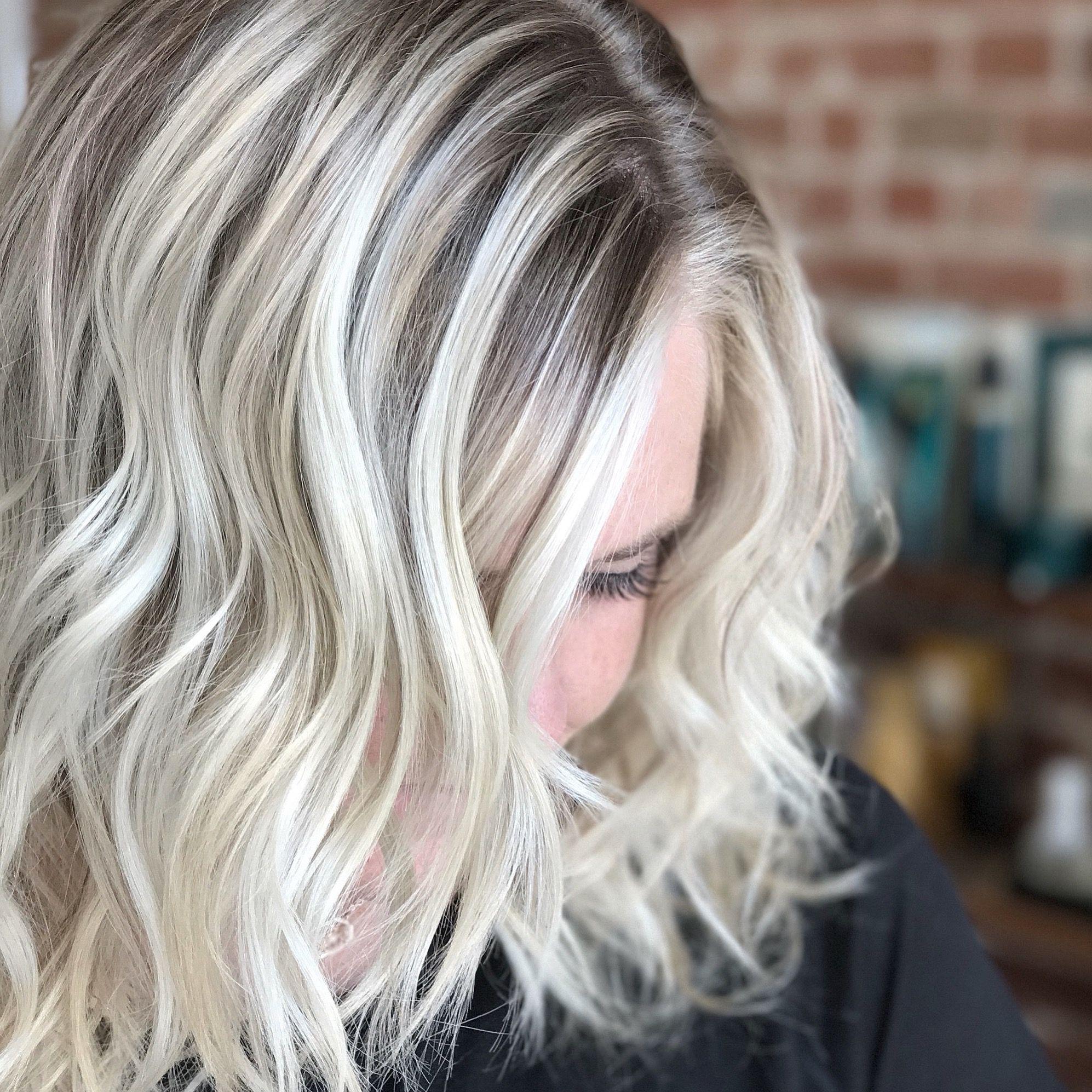 Ash blonde balayage hairstyles i love pinterest ash blonde