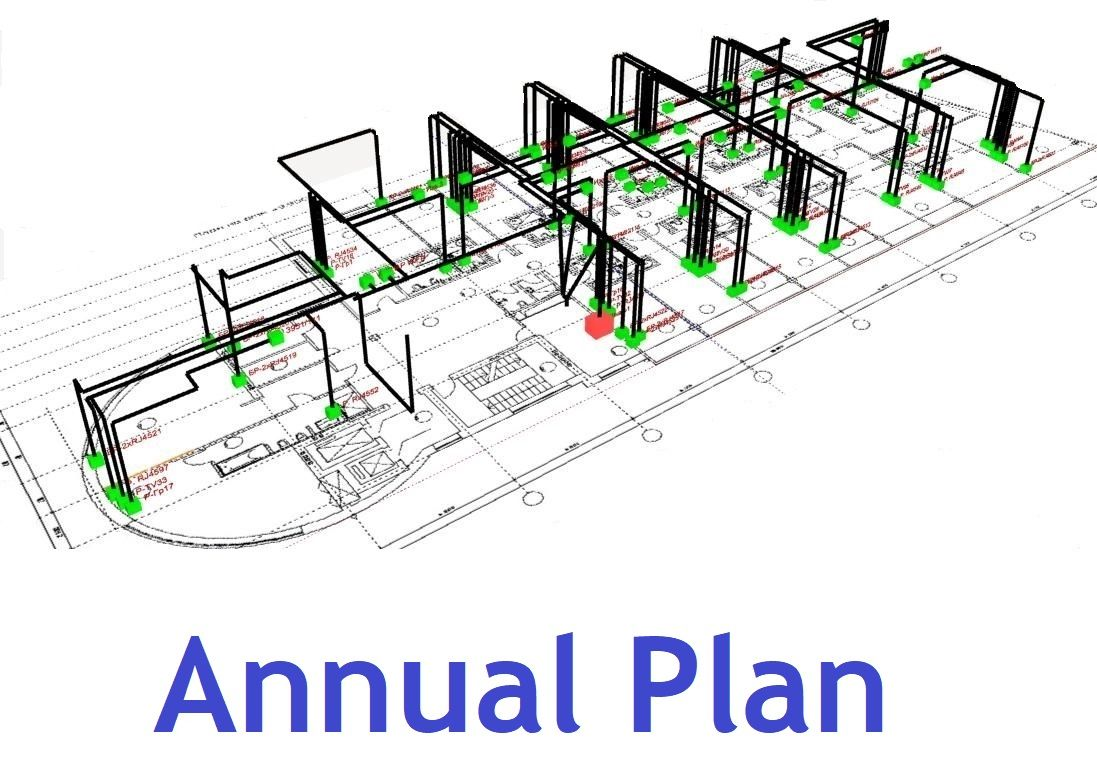 Network Design Tool Automatically Calculates The Lengths Of Cables  Conduits  Trays  Trunks