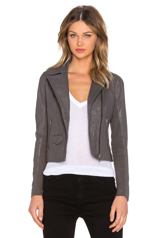 REVOLVEclothing Leather jackets women, Jackets, Biker