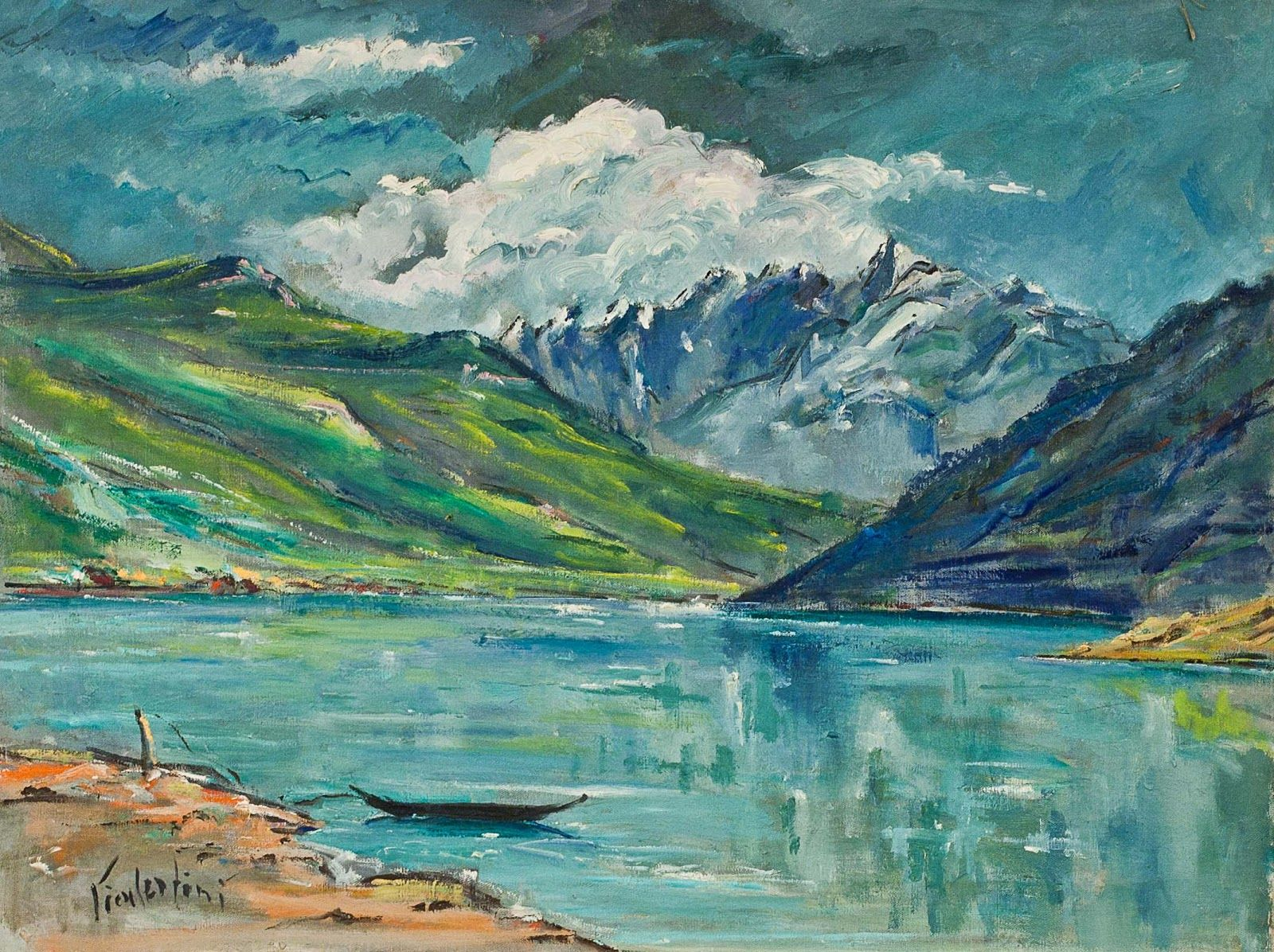Art Culture 10 Most Famous Artists Specialize In Nature Paintings Museum Quality Oil Painting Reproductions For