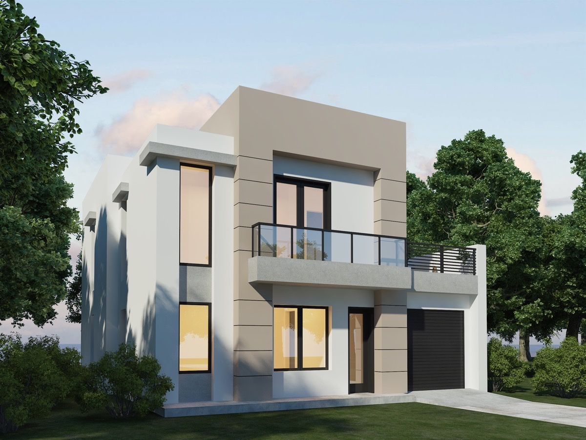 Modern house plan collection front design for House plan collections