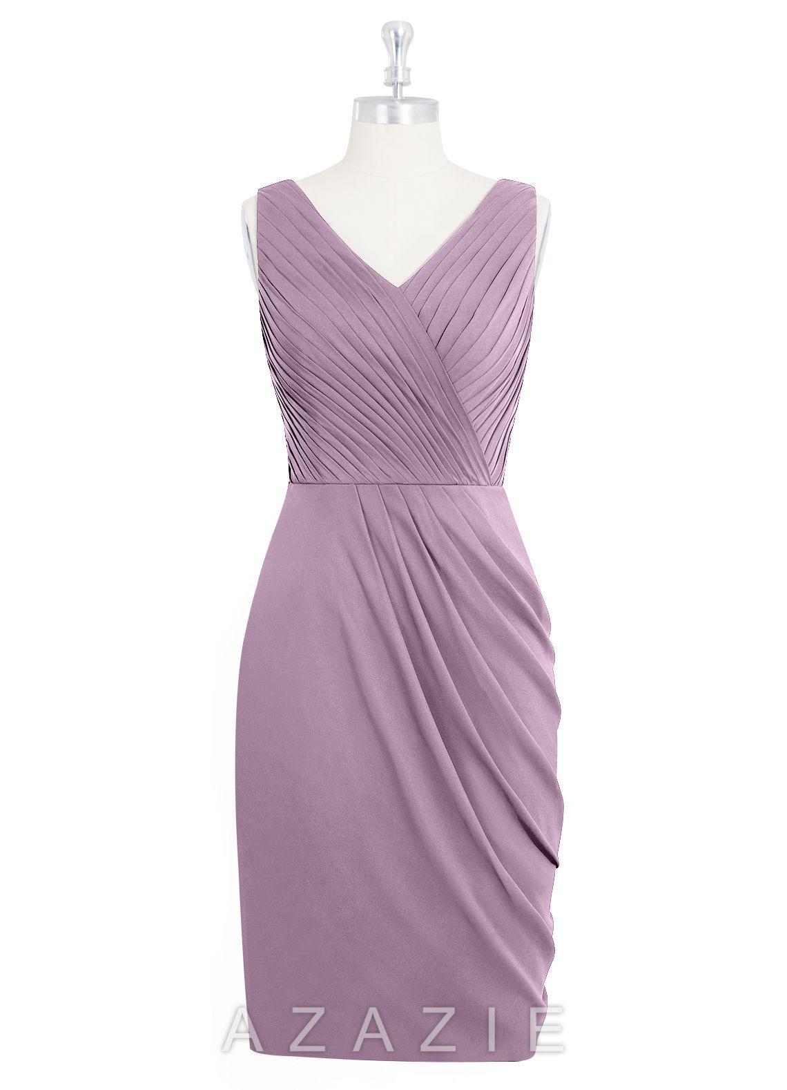 Shop Azazie Bridesmaid Dress  Jordyn in Chiffon Find the perfect